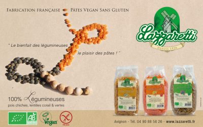 All-legume range