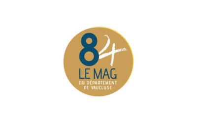 Numéro 109 de 84 Le Mag
