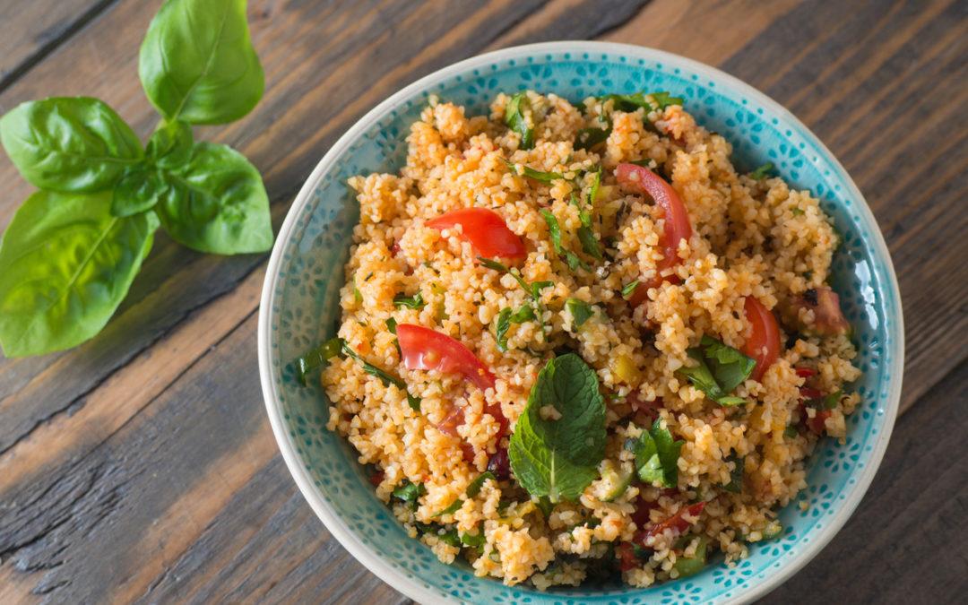 La marque Lazzaretti lance sa gamme de couscous et sauces tomates